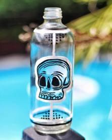 Skull Bottle