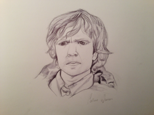Tyrion Lanister / Game of thrones - Ball point pen