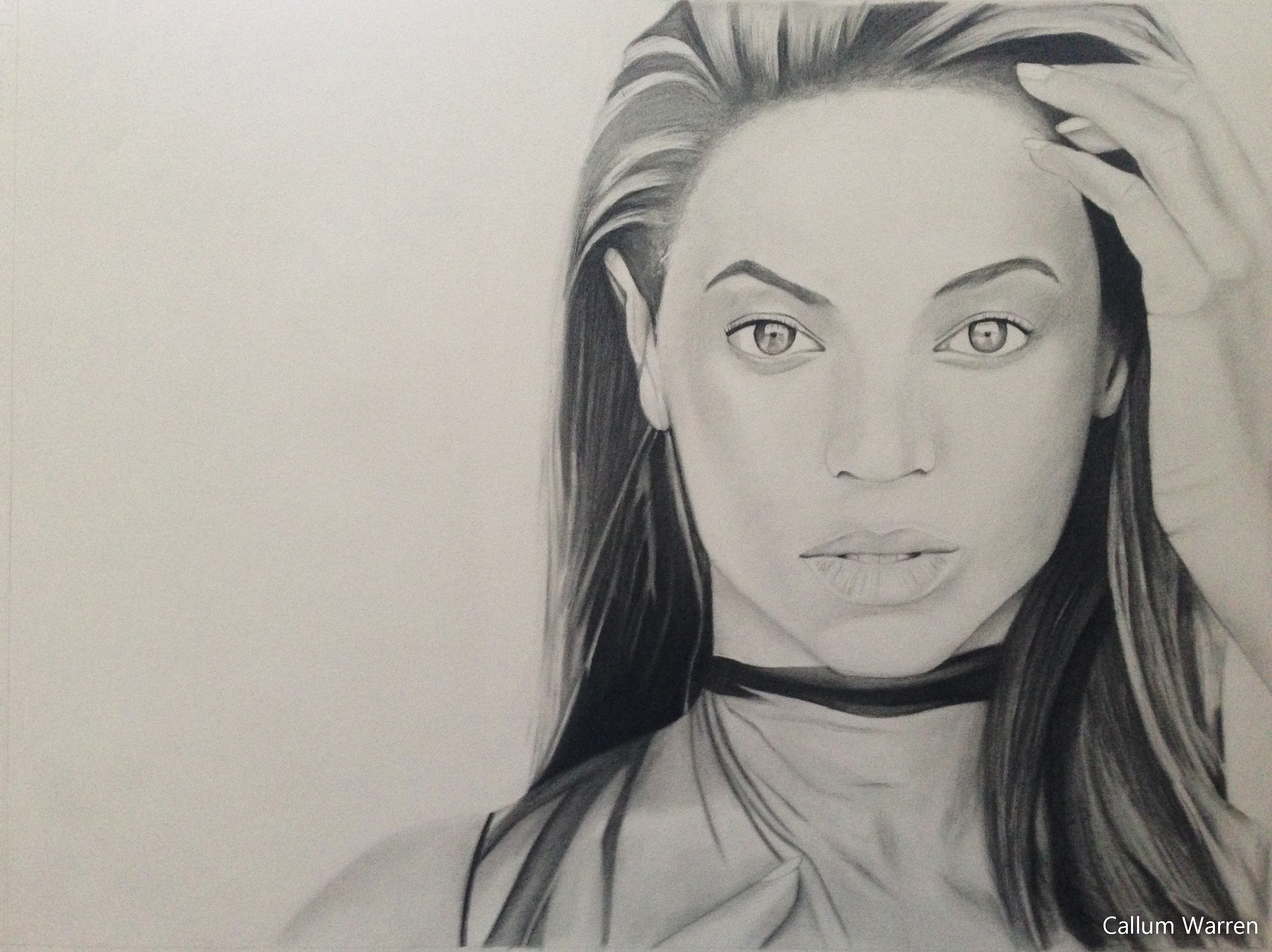 beyonce drawing step by step - photo #27