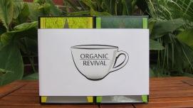 Tea Packaging range Mock up back