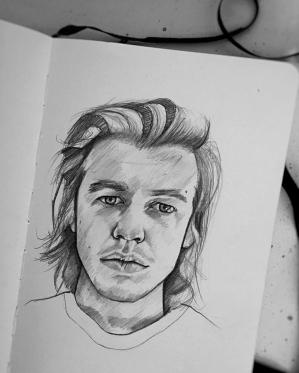 Self Portrait 22-02-16